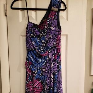NWT Laundry multi color dress